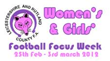 FA Women & Girls Football Focus Week